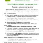 Invitation aux  Entretiens de La Lendemaine 2013